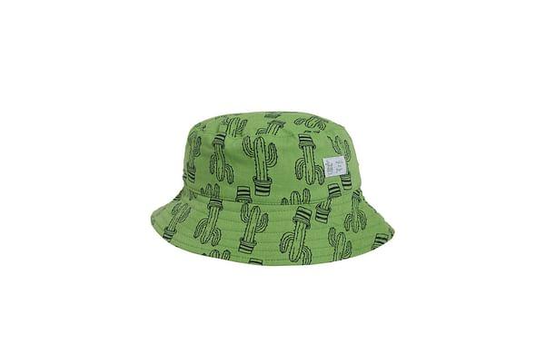 Reversible Cactus Fisherman Hat