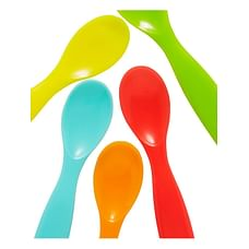 Mothercare Essential Spoons - 5 Pack