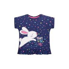 Heart And Bunny T-Shirt