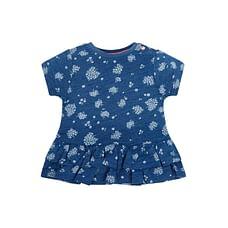 Indigo Floral T-Shirt