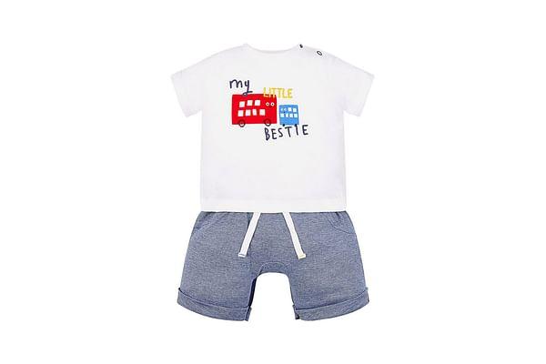 My Little Bestie Mock T-Shirt Romper