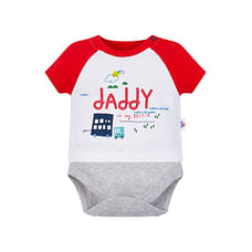 Bestie Daddy Mock T-Shirt Bodysuit