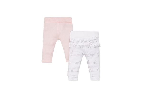 My First Bunny Joggers - 2 Pack