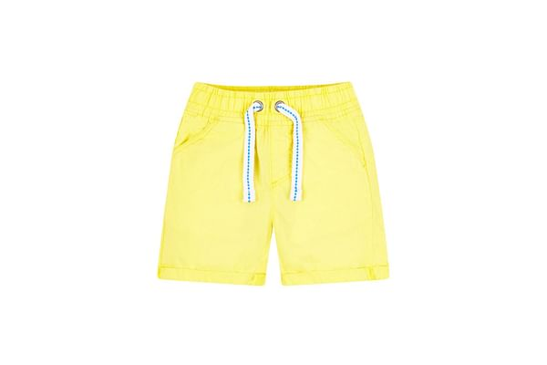 Boys Shorts - Yellow