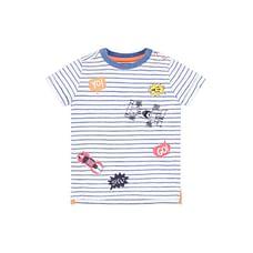 Stripe Racecar T-Shirt