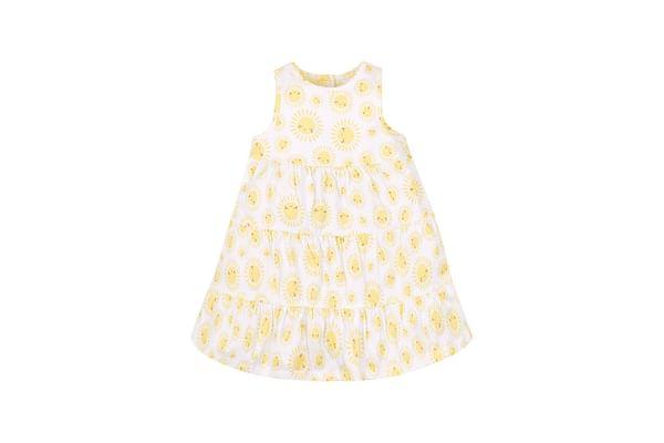 Sunshine Tiered Dress