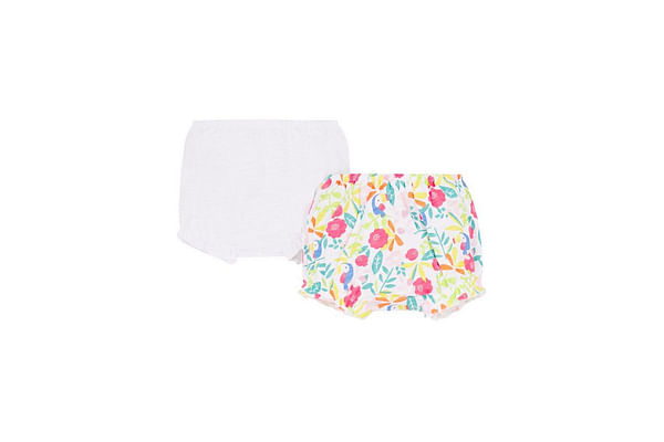 Tropical Toucan Shorts - 2 Pack