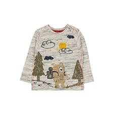 Oatmeal Bear Hike T-Shirt