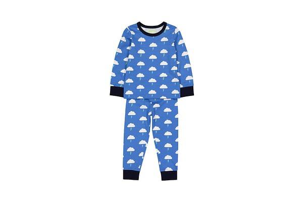 Blue Lightning Cloud Pyjamas