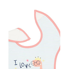 Mothercare Mummy & Daddy Toddler Bibs