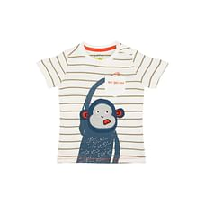 Stripe Monkey T-Shirt