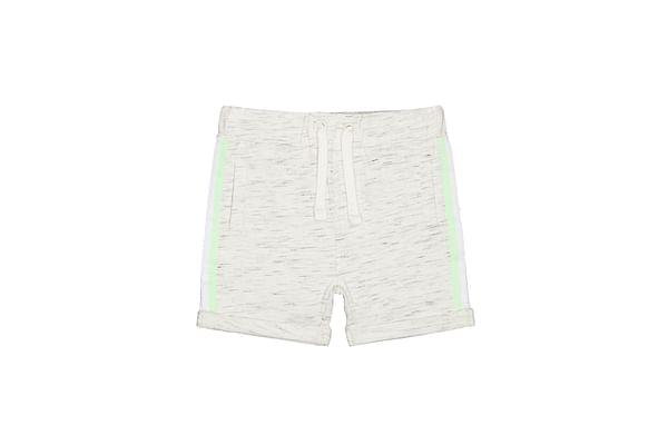Boys Shorts Contrast Taping - Grey