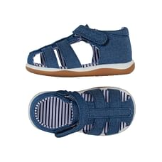 Boys Denim Sandals - Blue