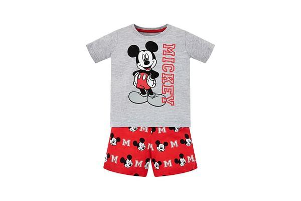 Disney Mickey Mouse Shortie Pyjamas