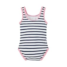 Stripe Ice Cream Swimsuit