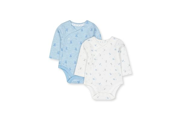 My First Bear Bodysuits - 2 Pack