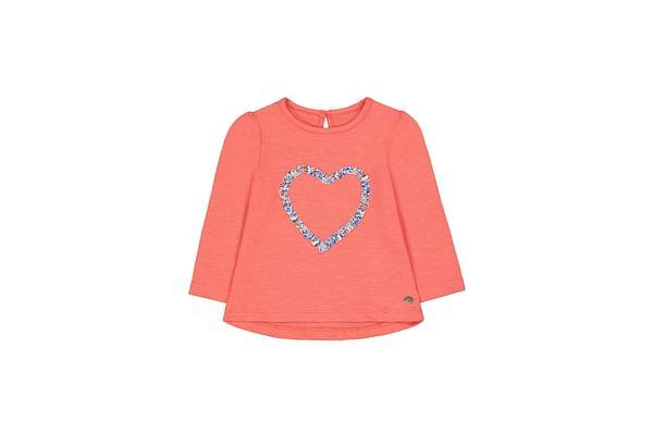 Coral Heart T-Shirt