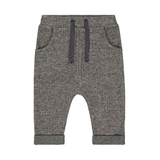 Boys Trousers Textured - Grey