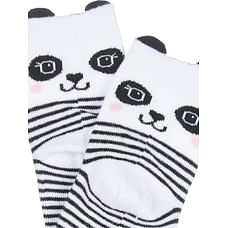 Panda Novelty Socks - 3 Pack