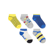Car Trainer Liner Socks - 5 Pack