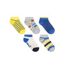 Car Trainer Liner Socks - 5 Pack