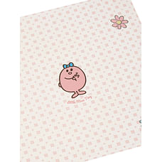 little miss new baby card