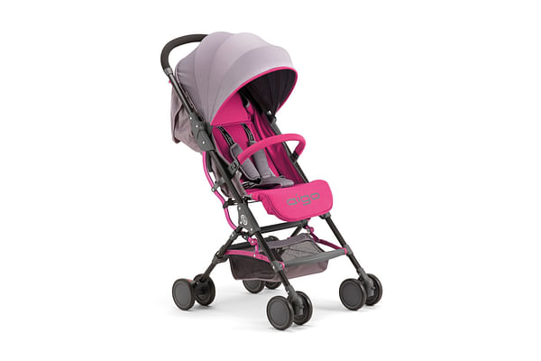 Pali Aigo Baby Stroller Pink