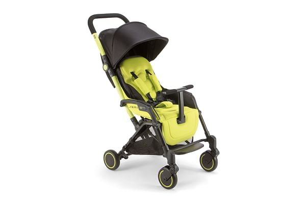 Pali Sei.9 Compact Travel Stroller Lime Yellow