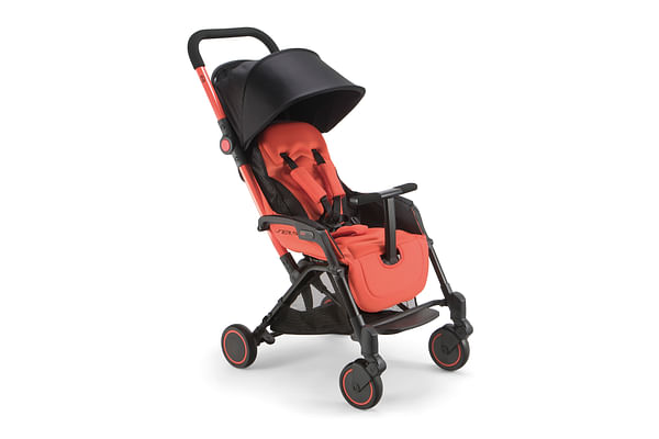 Pali Sei.9 Compact Travel Stroller Red
