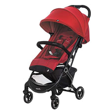Evenflo Pilot D628F Baby Stroller Red