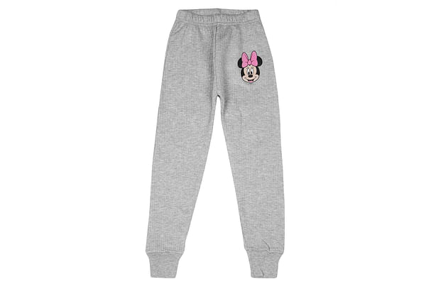 Girls Thermal Pant - Grey