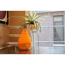 Crane Drop Shape Cool Mist Humidifier Orange
