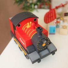Crane Train Cool Mist Humidifier Red