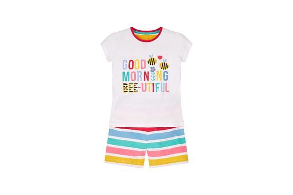 Girls Bee - Utiful Shortie Pyjamas - Multicolor