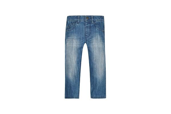 Boys Light Wash Jeans - Denim
