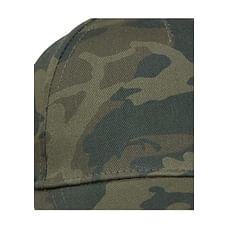 Boys Back To Nursery Camouflage Cap - Khaki
