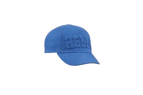Boys Hello Cap - Blue