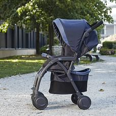 Chicco Simplicity Plus Baby Stroller India Ink