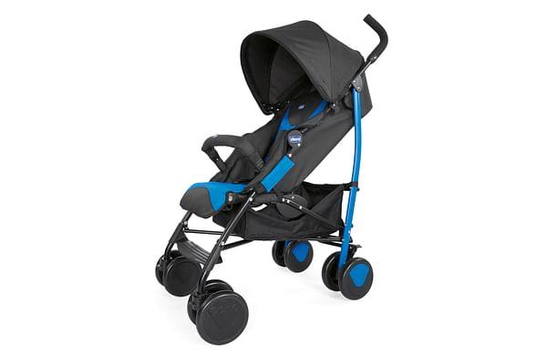 Chicco Echo W/Bumper Bar Stone Baby Stroller