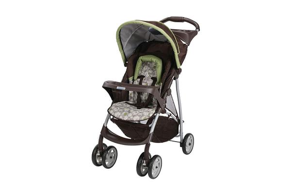 Graco Literiderck Zuba Baby Stroller Multicolor