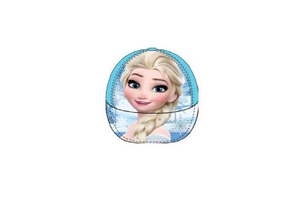 Kidsville Girls Cap Frozen-Blue