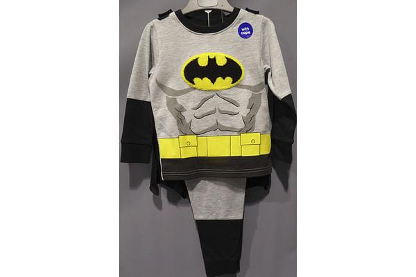 Dc Comics Batman Dress-Up Pyjamas