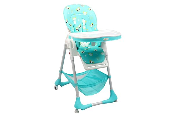 R For Rabbit Marshmallow Baby High Chairs Green
