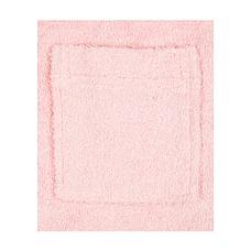 Girls Full Sleeves Bath Robe Hooded - Pink