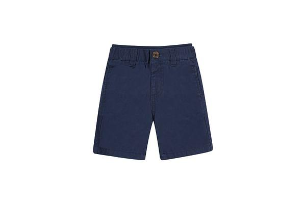 Boys Shorts Chino - Navy