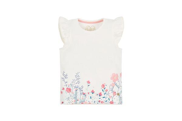 Floral Cacti T-Shirt