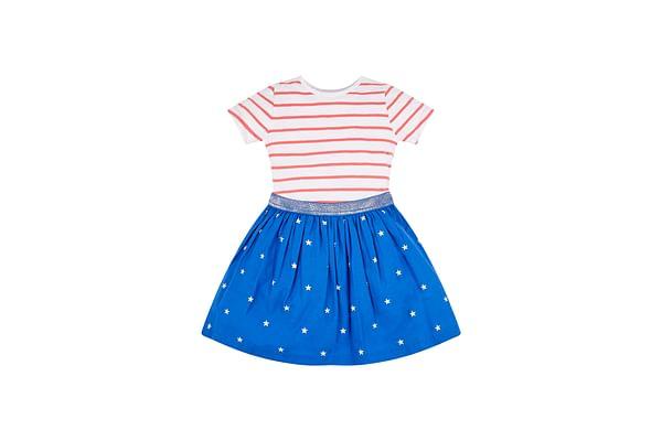 Stars And Stripes Twofer Dress