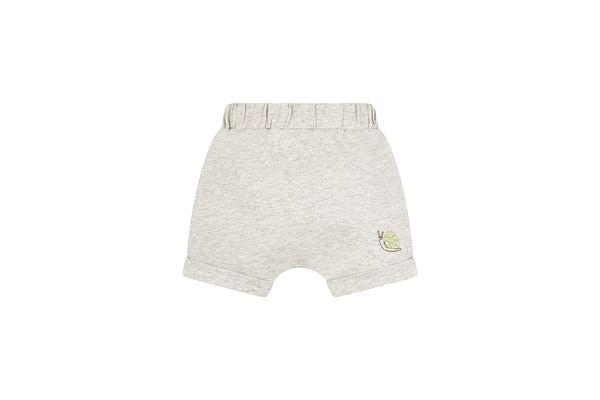 Grey Snail Shorts