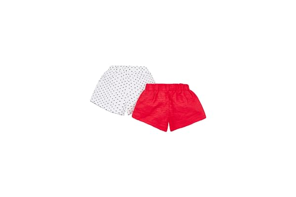 Floral Jersey Shorts - 2 Pack