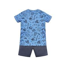 Yeah T-Shirt And Shorts Set